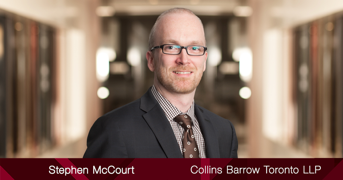 Collins Barrow Toronto Partner To Teach At Cpa S Nfp And